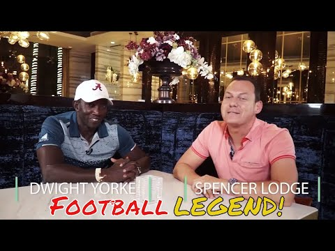 True Success Stories: Spencer Lodge EXCLUSIVE with DWIGHT YORKE