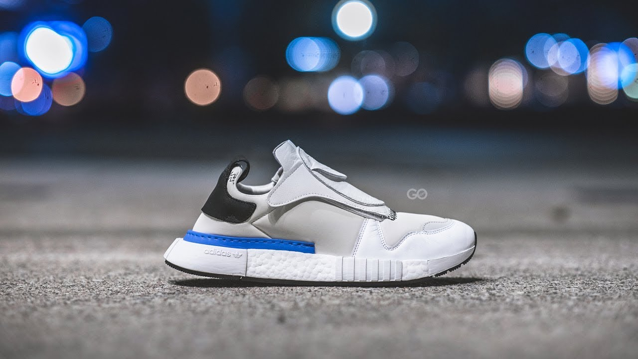 ADIDAS FUTURE PACER REVIEW YouTube