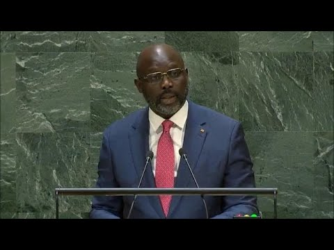 🇱🇷 Liberia - President Addresses General Debate, 74th Session