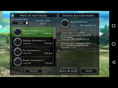 Avabel Online: NEW CLASSE ! Summoner Base Skills