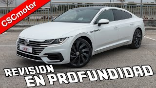 Volkswagen Arteon - 2018 | Revisión en profundidad