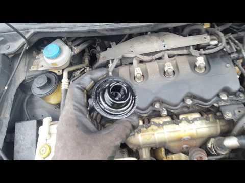 Контрактный двигатель Nissan Ниссан 2.2 YD22DDTI Где купить Тест мотора