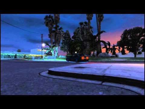GTA V Drift 1 : Vinewood Hills