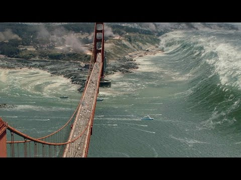 5 Biggest Tsunami Caught On Camera