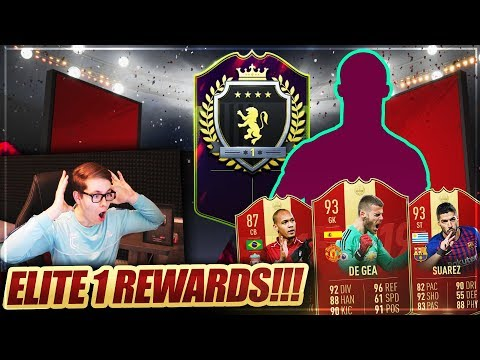 FIFA 19: ELITE 1 FUT CHAMPIONS REWARDS PACK OPENING 🔥🔥 FIFA 19 Ultimate Team (Deutsch) thumbnail