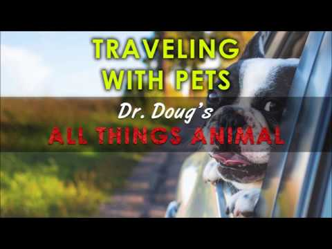 Dr. Doug's All Things Animal-03.11.2017-Traveling With Pets