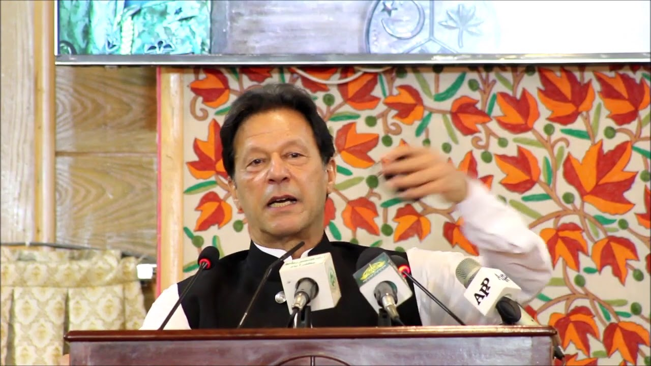 Prime Minister Imran Khan Speech on Youm-e-Istehsal at Assembly of AJK in Muzaffarabad Azad Kashmir