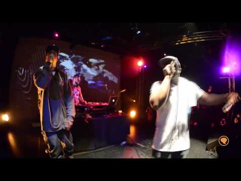 Black Thought & Planet Asia @ J.Period Live Mixtape - The LA Edition