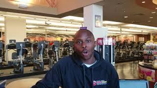 LA Fitness- Smithtown, NY- Dave