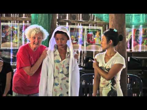 My heart's outreach to Thailand