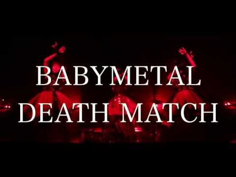 BABYMETAL with FULL METAL BAND LIVE TOUR 2013 - Trailer