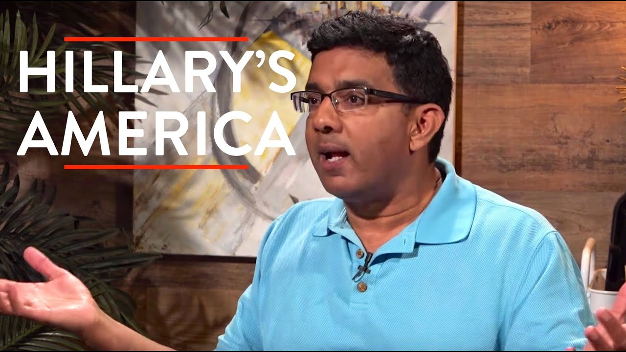 Kuvahaun tulos haulle Dinesh D'Souza (Hillary's America: The Secret History of the Democratic Party)