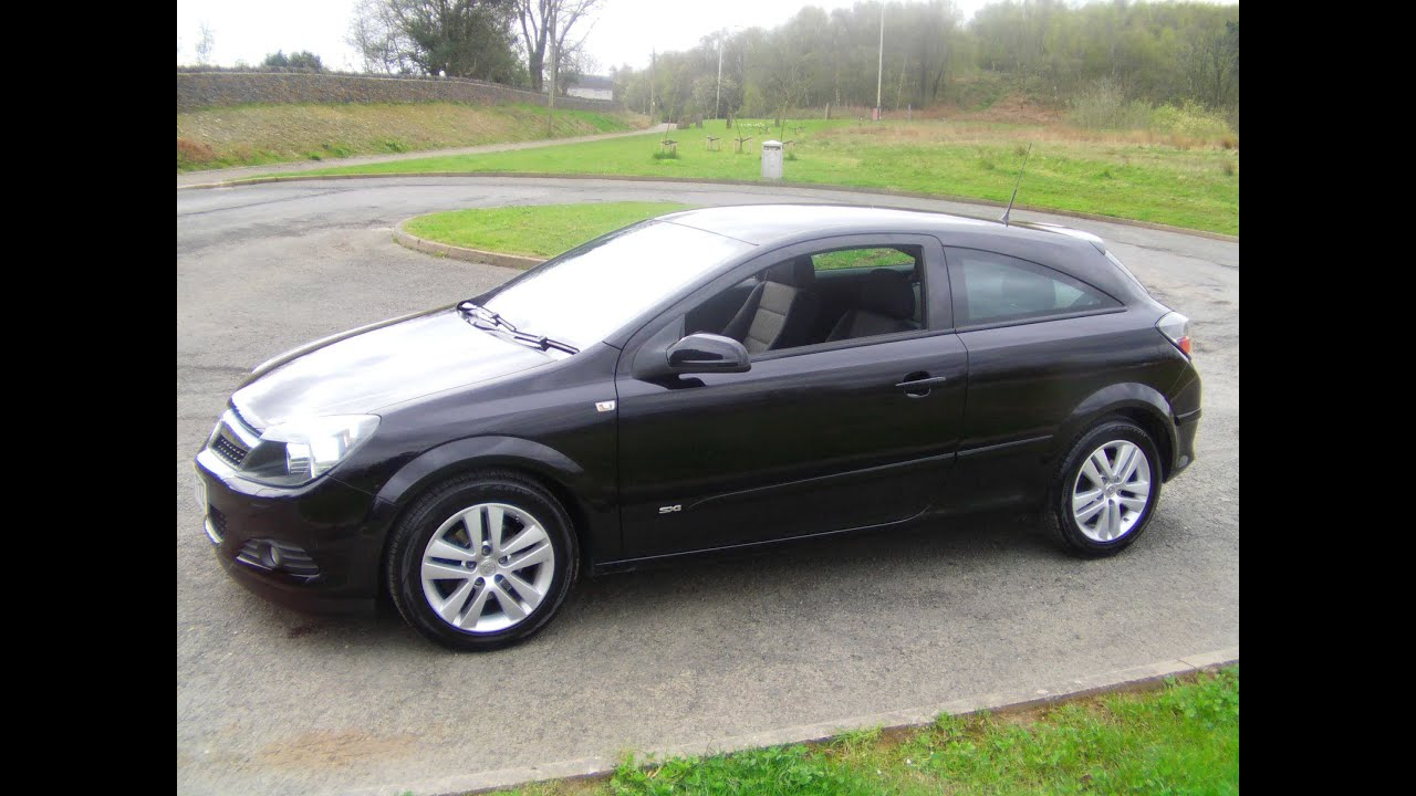 & www.bennetscars.co.uk Astra 1.4 SXi 3 Door 52k £4495 - YouTube