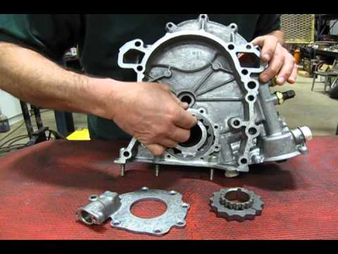 Atlantic British Presents An Overview Look at the Land Rover Front Engine Cover