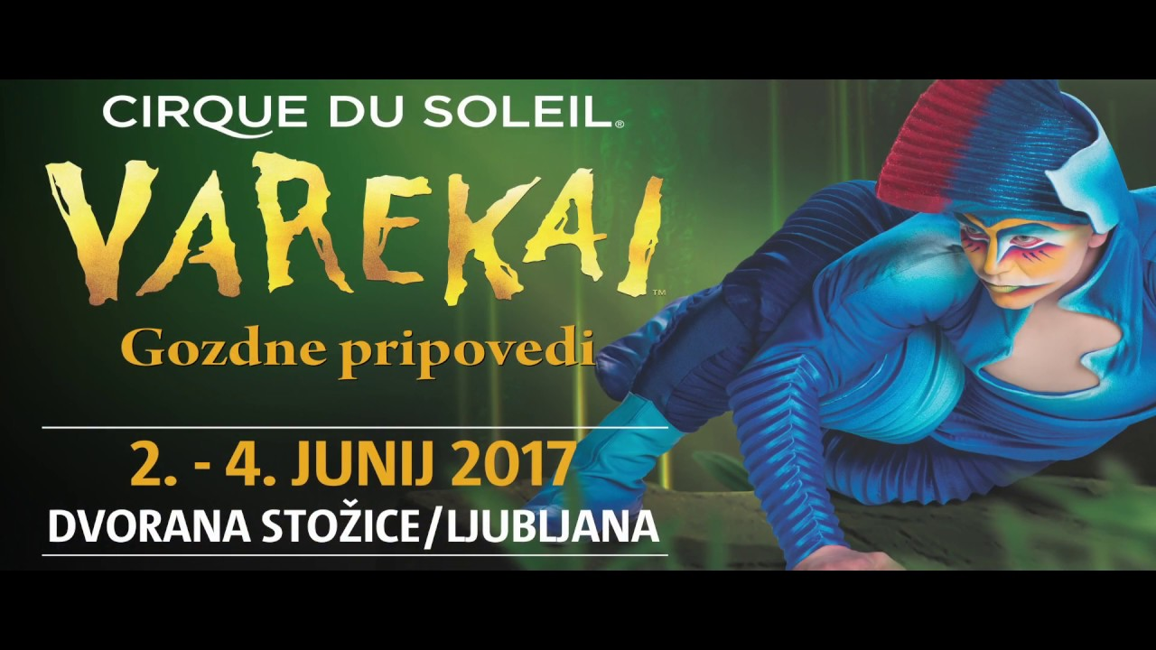 Download A day with  Filip and Blaž & Cirque Du Soleil VAREKAI