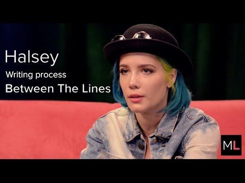 Halsey On Finding Inspiration For Lyrics