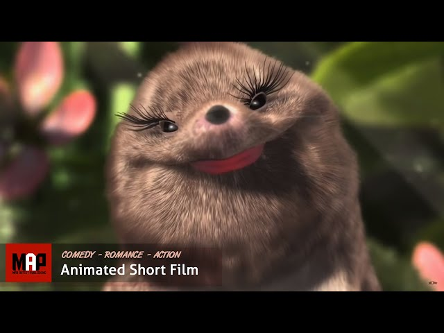 Our Wonderful Nature | Never Before Seen mating of the water shrew (3D Animation by HFF Konrad Wolf)