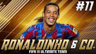 KARTA ULEPSZONA! - FIFA 18: RONALDINHO & CO. [#11]