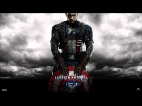 Captain America Soundtrack - 23 This Is My Choice