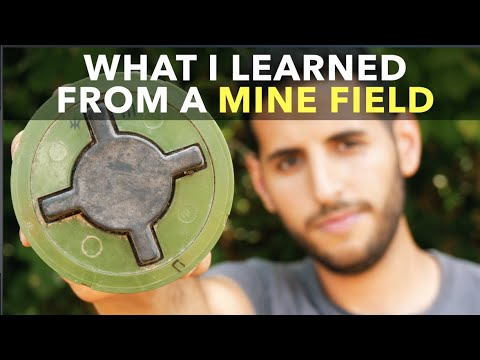 What I Learned From A Mine Field