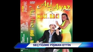 Ali Avaz - Seçtiğime Pişman Ettin