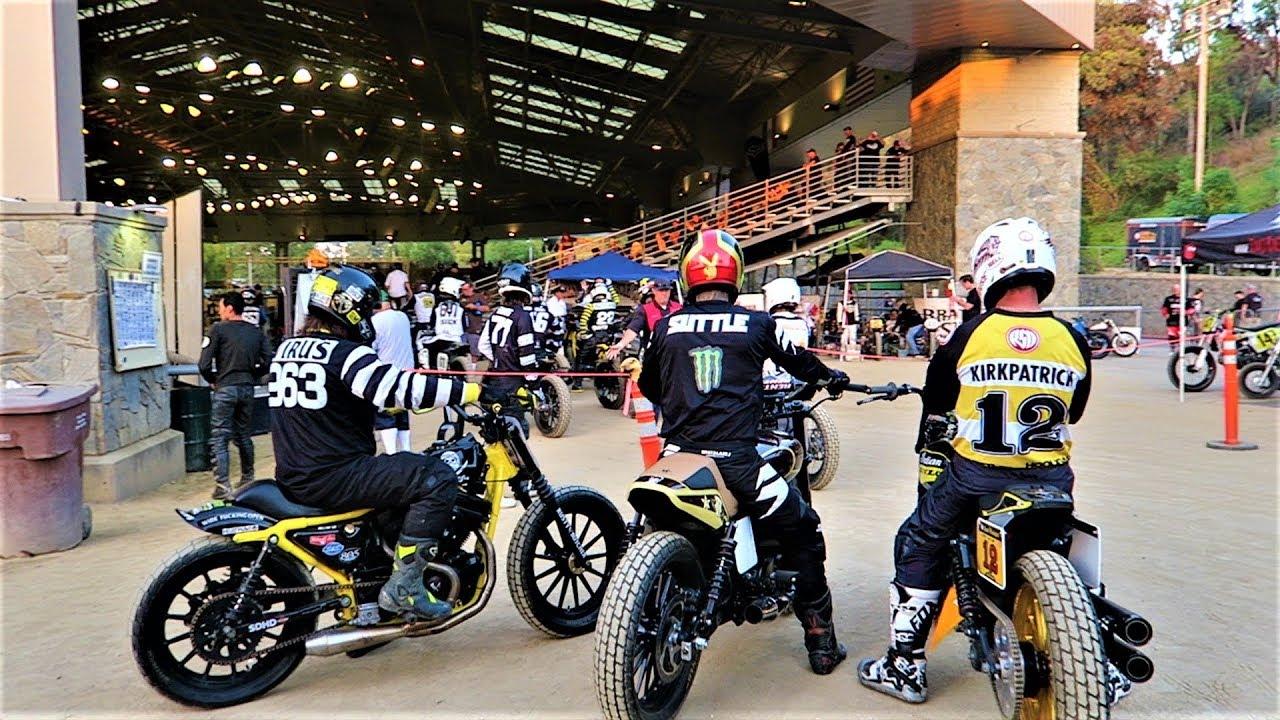 2018 Born Free Stampede │ Harley Hooligan Flat Track Racing