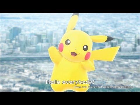 Pokémon X and Y - Announcement Trailer