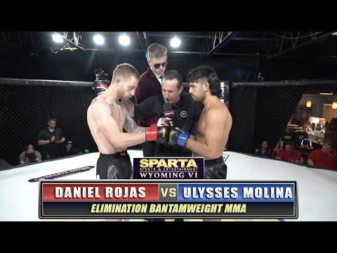 Sparta WY6 Daniel Rojas v Ulysses Molina