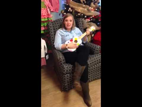 Top Toy Pick: Janod Confetti Guitar