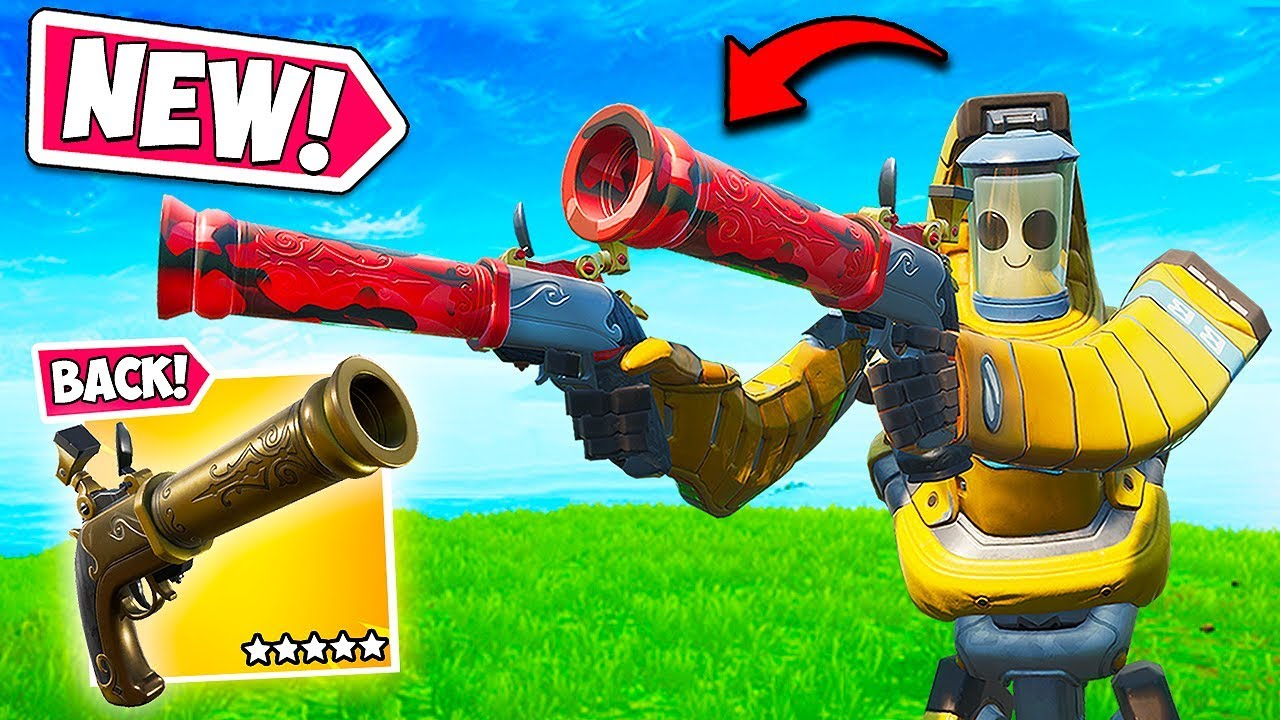 *NEW* FLINT KNOCK IS BACK!! – Fortnite Funny Fails and WTF Moments! #698 thumbnail