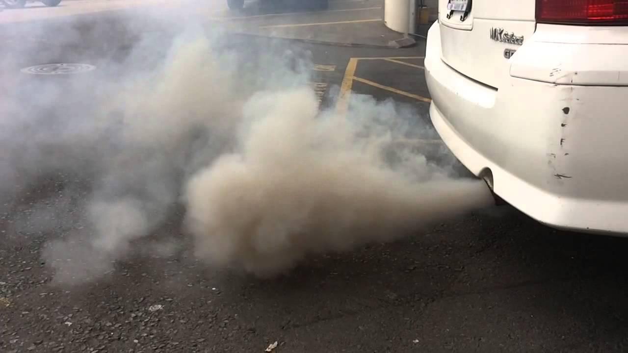 smoke bomb- Mitsubishi Chariot GDI