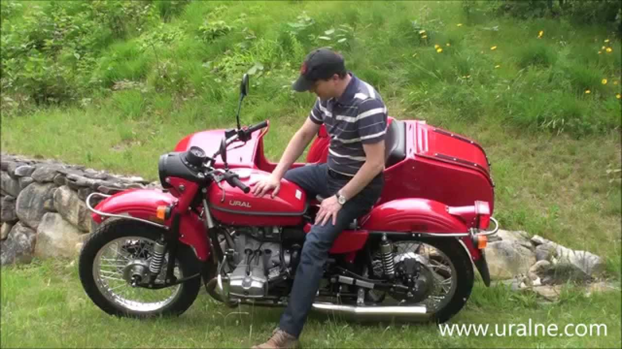 2014 Ural T Red  At Ural Of New England Boxborough Ma