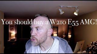 Should you buy a AMG E55 W210?