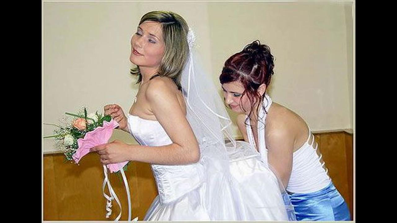 Телки на свадьбе фото, Свадебные засветы (44 фото) 22 фотография
