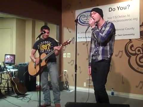 Bad Romance Cover at the Monroe County Youth Center