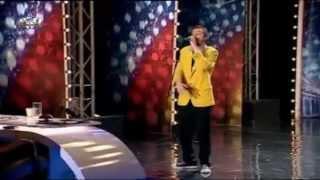 Razvan Alexe (Krem) - Romanii au talent 2012 HD