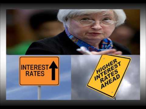 Fed raises Rates  - More to Come -  Gold and Silver prices fall