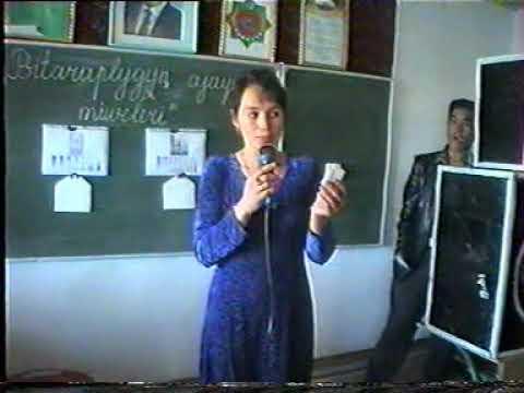 1994 ýyllaryñ Bitaraplyk baýramy we 📚 1997 leriñ harplygy