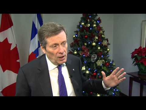 RAW: John Stall's year-end interview with Mayor John Tory