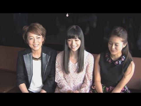 優希美青ちゃんが初めて主役を演じる映画『空飛ぶ金魚と世界のひみつ』が 九州での先行公開を経て、2013年9月28日より全国ロードショ...