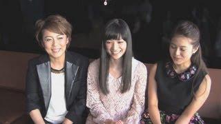 優希美青ちゃんが初めて主役を演じる映画『空飛ぶ金魚と世界のひみつ』...