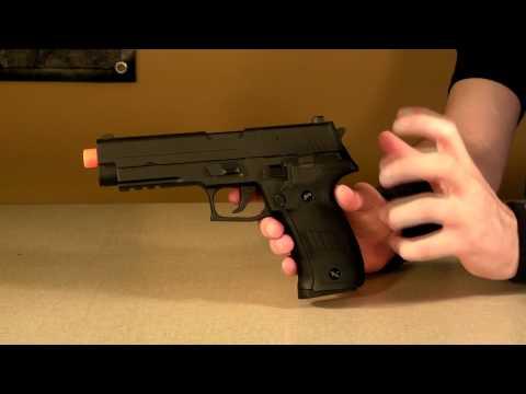 CYMA Sig P226 AEP (CM .122) review