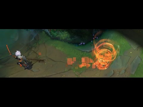 Project: Yasuo Skin Theory From Voice Files (League Of Legends) LOL PBE , EthanD / EthanDJ