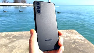 Samsung Galaxy S21 Plus Full Review!