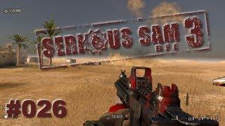 Serious Sam 3: Bfe - #026 - Autopanne In Der Wüste [linux] [deutsch] [hd]