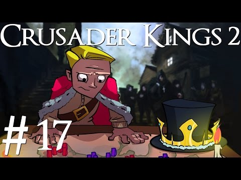 Crusader Kings 2 | The Bedouin Prince | Part 17 | A Little Incest
