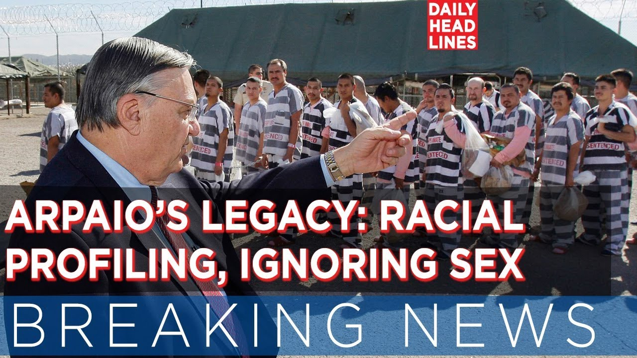 Image result for PHOTOS OF NEWS HEADLINES JOE ARPAIO SEX CRIMES
