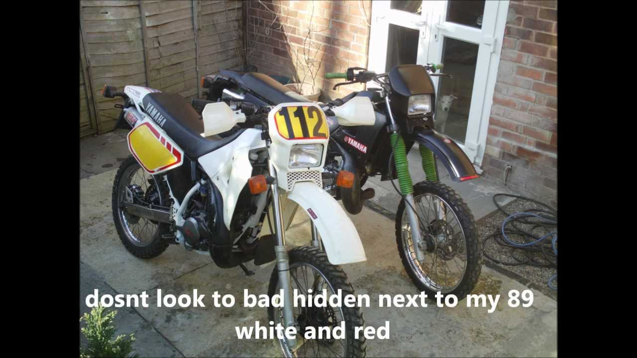 Yamaha Dt 125 X Wiring Diagram Trusted Diagrams R Rebuild And Restore In 8 Days Youtube 3 Wire Stator