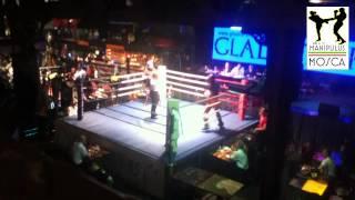 24 Febbraio 2013. Andrea De Filippis vs Alessio Ciampi (Kick Boxing Light)