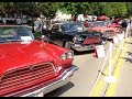 Chrysler 300 Letter Cars 1955 B C D E F G H J 1964 K all together on My Car Story with Lou Costabile